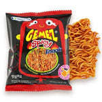 Korea SEAHWA Enaak - A Crisp Biscuit Snacks Spicy Noodle 14g 韓式小雞麵 (辣味)