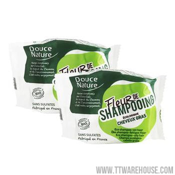 Douce Nature Eco Shampoo-Oily 85g 2pack