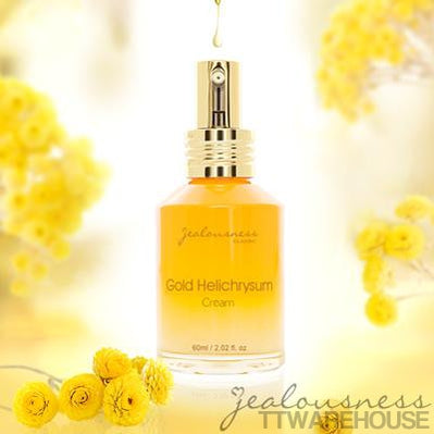 Jealousness Gold Helichrysum Cream (60ml)