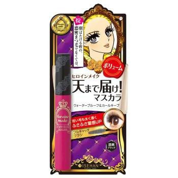 KISS ME JAPAN MAKEUP HEROINE MAKE VOLUME & CURL MASCARA  6g