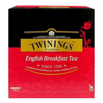 Twinings Breakfast Tea 2G X 100PK