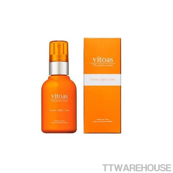 SUNTORY VITOAS The Perfect Serum All in One Skin Care, Made in Japan (120ml)