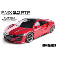 MST 533701R RMX 2.0 RTR HONDA NSX Brushless 1/10 RWD RC Drift Car (Red)