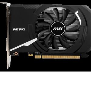 MSI GT 1030 AERO 2GD4 OC PCI-E Graphics Card
