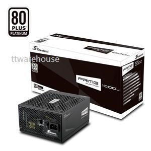 SeaSonic PRIME Ultra 1000W Platinum Power Supply Unit