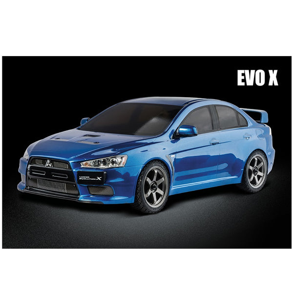 MST 531404B EVO X (Blue) XXX 1/10 RC 4WD RTR Rally Car