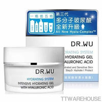 DR.WU Hydrating System Intensive Hydrating Cream With Hyaluronic Acid (30ml)