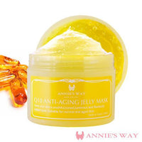 Annie's Way Q10 Anti-Aging Jelly Mask 250ml