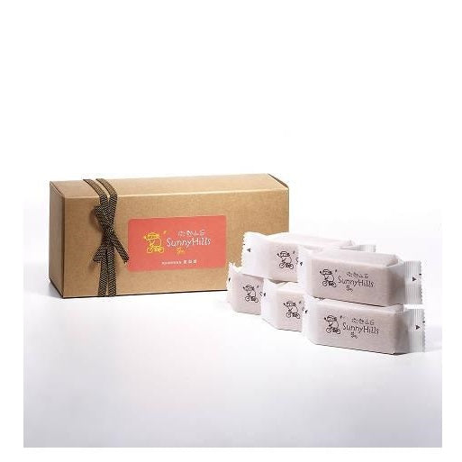 SUNNYHILLS Pineapple Pastry Cake (10 Pcs/Box) 微熱山丘 鳳梨酥 (10個/盒)