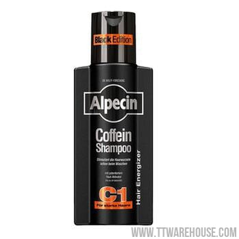 Alpeicn C1 Coffein Shampoo Black Edition 250ML X 6 Pack