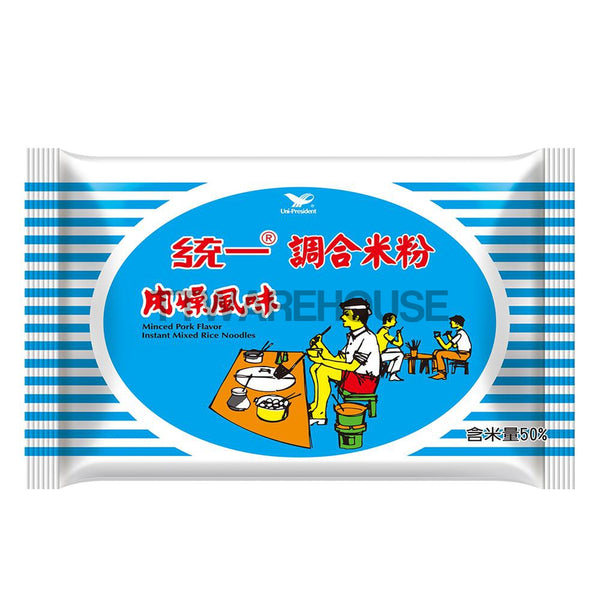 Uni-President Minced Pork Flavor Instant Mixed Rice Noodle 統一肉燥米粉