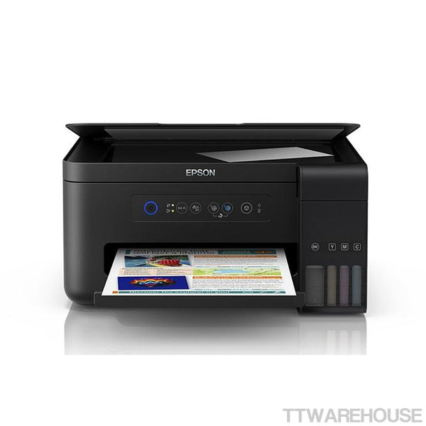 EPSON L4150 EcoTank All-in-One Printer (Print/Scan/Copy) +Inkset