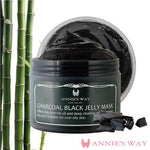 Annie's Way Charcoal Black Jelly Mask 250ml