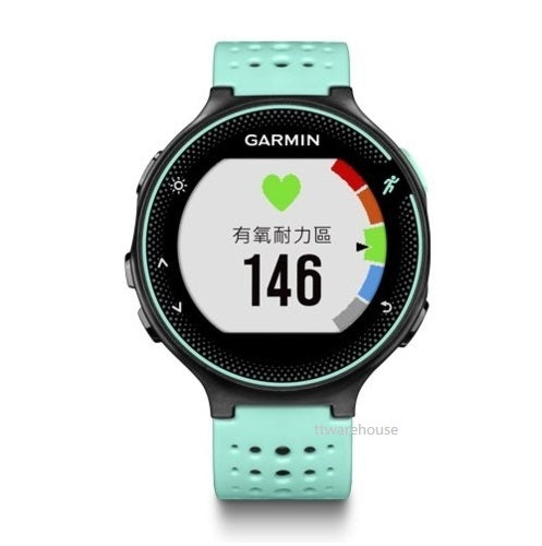 GARMIN Forerunner 235 Running GPS HRM Sensor Watch (BLUE)