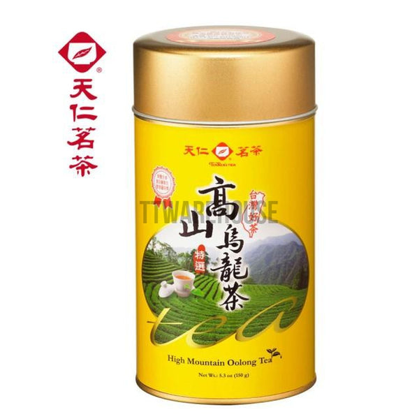 TENREN High Mountain Oolong Tea Taiwan (150g) 天仁茗茶 高山烏龍茶 150g