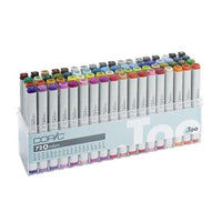 .TOO COPIC CLASSIC 72 Colors Set A 72A Premium Artist Markers