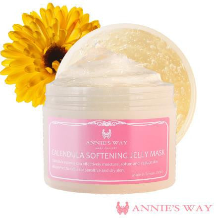 Annie's Way Calendula Softening Jelly Mask 250ml