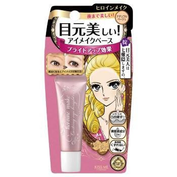 KISS ME JAPAN MAKEUP HEROINE MAKE LASTING EYE BRIGHTNESS 12g