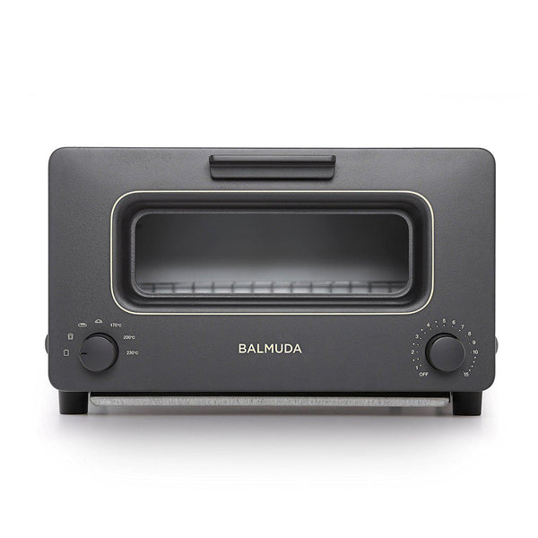 "BALMUDA Steam toaster oven ""BALMUDA The Toaster"" K01D-KG (Black)"
