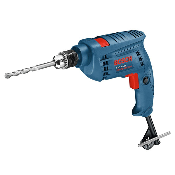 BOSCH GSB 10 RE Professional Drill Set with Accessory (110V)