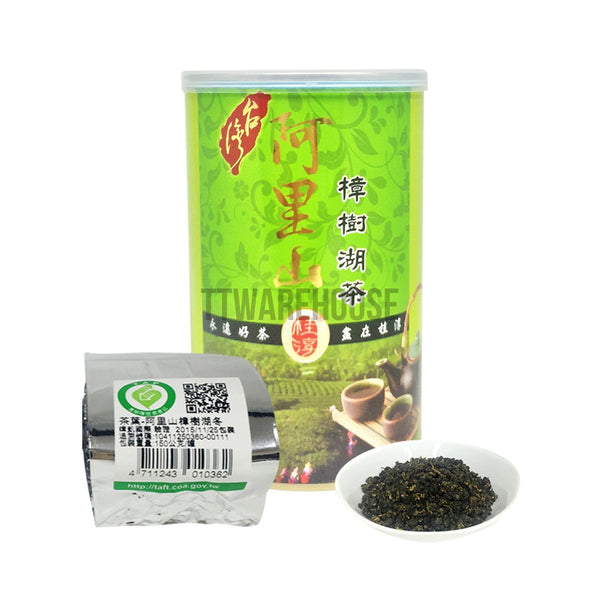 Blossom Alishan Camphor Lake Traceability Oolong Tea 150g X 2 Count