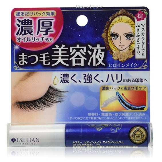 ISEHAN KISS ME Heroine Make Eyelash Enhancing & Condition Serum 7ml