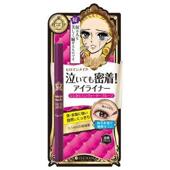 KISS ME JAPAN MAKEUP HEROINE MAKE SMOOTH LIQUID EYELINER