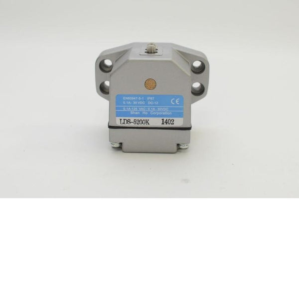 YAMATAKE Compatitable Type LDS-5200K Limit Switch IP-67 For CNC Machines (Made in Taiwan) Shang Ho Corp
