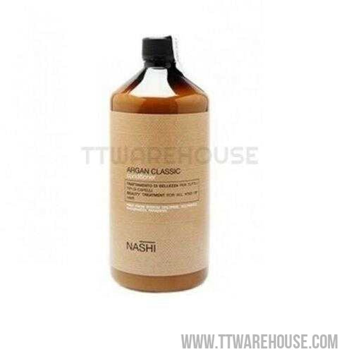 LANDOLL NASHI ARGAN Conditioner 1000ml (Beauty Treatment for All Hair)