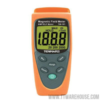 TENMARS TM-191 Magnetic Field Meter EMF / ELF LCD Display