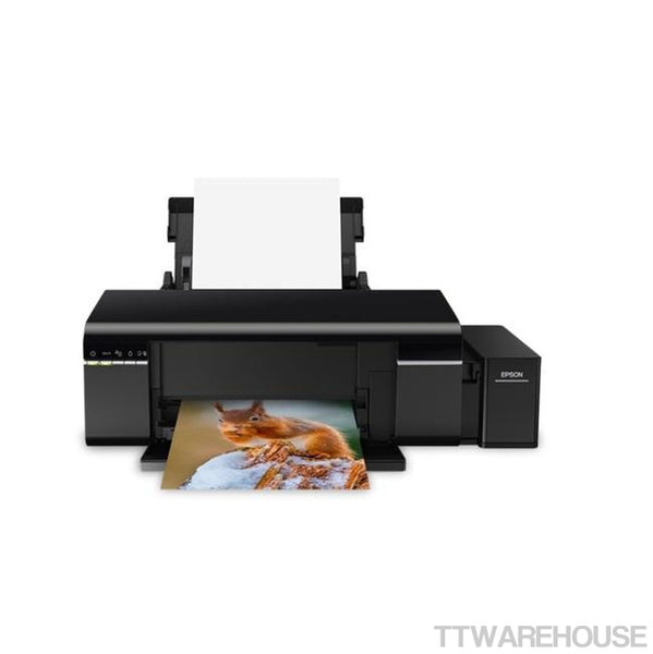 EPSON L805 6-Color Wireless Inkjet Photo All in One Printer Ink Tank System ITS (100V~120V)