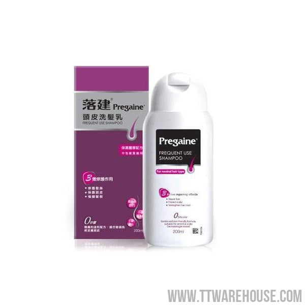 PREGAINE Frequent Use Shampoo For Men and Women 400ml