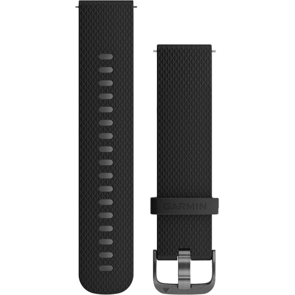 GARMIN Quick Release Silicon Watch Band for Vivoactive3, VOVMOVE HR, Forerunner 645