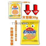 Korea Gemez Enaak a crisp biscuit Snacks Food 30g 韓式小雞麵 (雞汁味)