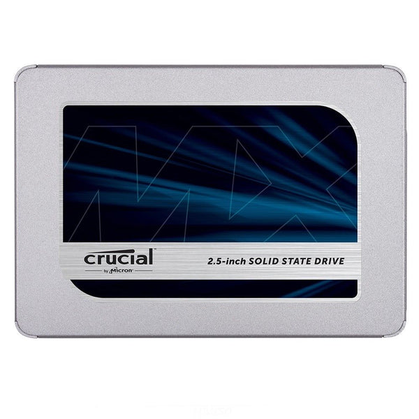 Crucial MX500 2TB 2.5 inch SATA3 Internal Solid State Drive (Micron 3D TLC NAND)