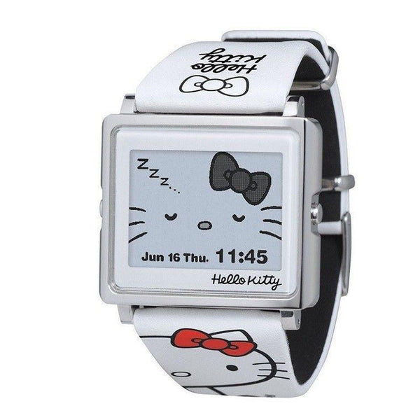 Epson Smart Canvas matrix EPD Digital Watch Hello Kitty