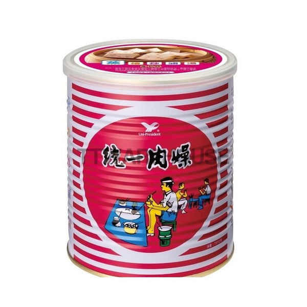 Uni-President Barbecue Sauce for Noodle Hot Pot 統一肉燥風味醬 (737g)