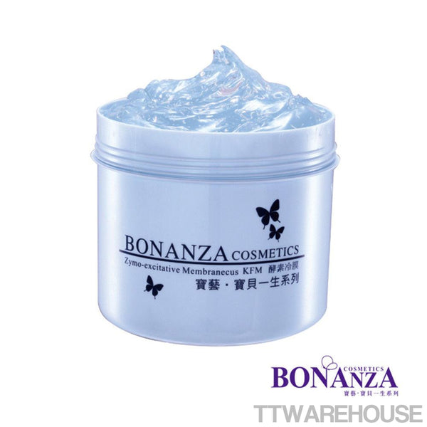 BONANZA COSMETICS Zymo-excitative Membraneous KFM Facial mask (550g) 寶藝酵素冷膜