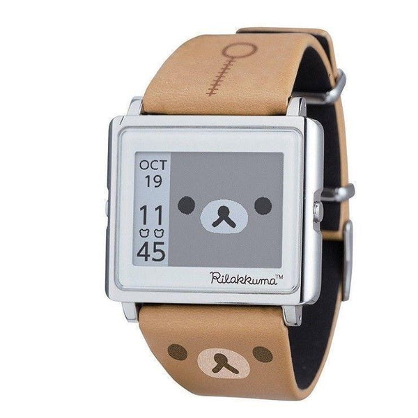 Epson Smart Canvas matrix EPD Digital Watch Rilakkuma