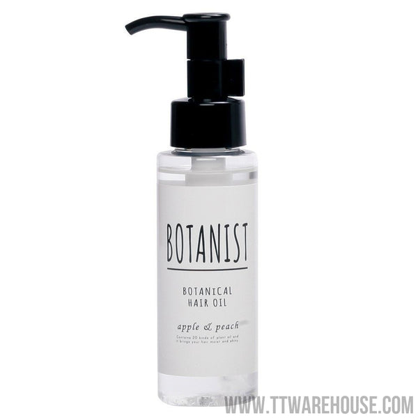 Botanist Botanical Hair Oil Moist (80mL)