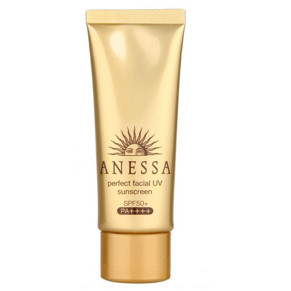 SHISEIDO ANESSA PERFECT FACIAL UV SUNSCREEN SPF50+ PA++++ (40g)
