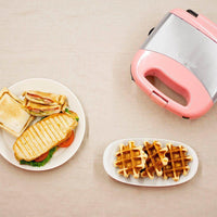 Vitantonio VWH-31-P Waffles and Hot Sandwich Baker Premium Set AC110V