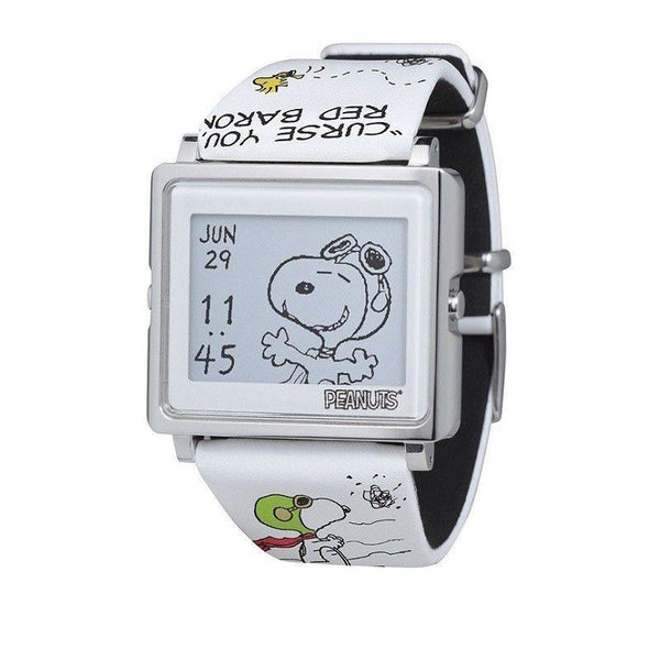 EPSON Smart Canvas matrix EPD Digital Watch Peanuts Snoopy