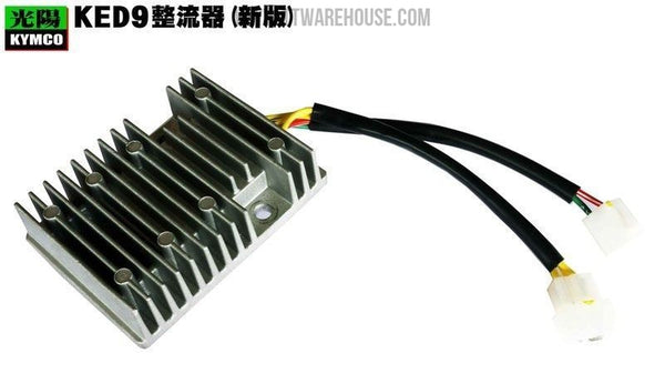 KYMCO 31600-KED9-910 Regulator Rectifier REG REC COMP Xciting 250