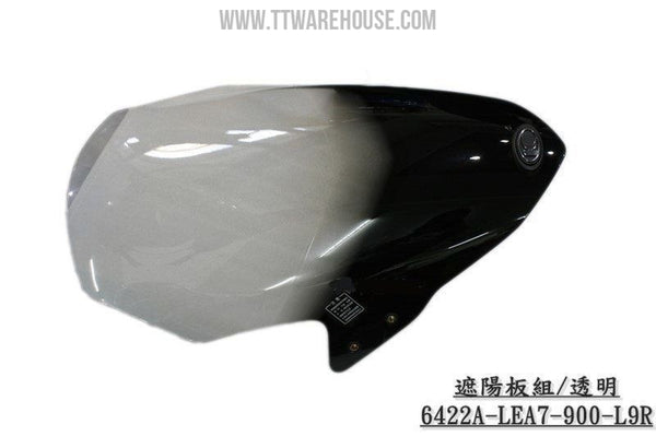 KYMCO 6422A-LEA7-900-L9R Windshield for NIKITA 200 FI/300 FI