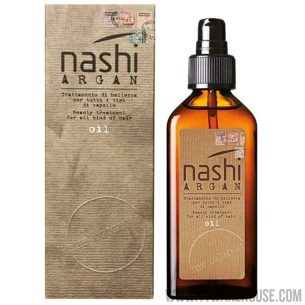 LANDOLL Nashi ARGAN Oil Beauty Treatment for all Kind of Hair (100ml)