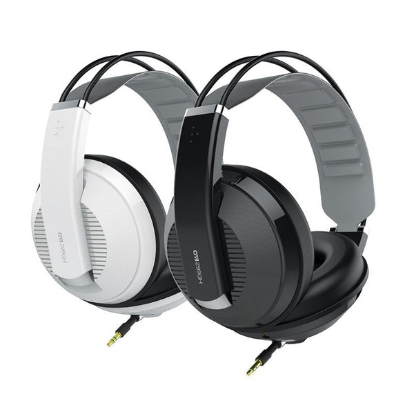 Superlux HD662 EVO Closed-back Type Professional Monitoring Headphones Black