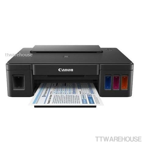 CANON PIXMA G1000 Single Function Color Ink Tank System (ITS) Printer