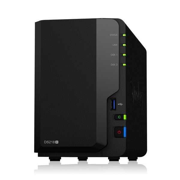 SYNOLOGY DiskStation DS218+ SAN/NAS Storage System (0GB DISKLESS)