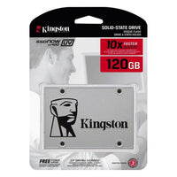KINGSTON SSDNow UV400 120GB SATA3 6Gb/s SUV400S37/120G 7mm Solid State Drive SSD